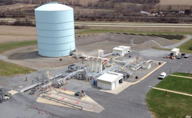 Mini Lng Plant : Lng peak shaving and terminals russo on energy