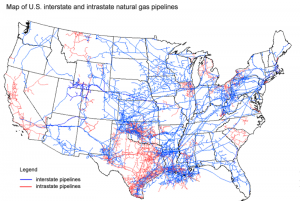 US Natural Gas Pipelines