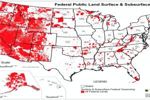 Federal Lands where trigger NEPA